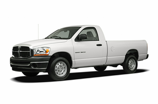 2007 Dodge Ram 1500 Ram 1500 SLT/TRX4 Off Road/Sport 4x4 Regular Cab Short Box