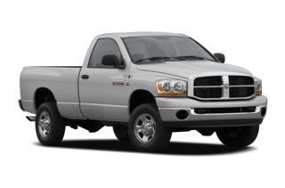 2007 Dodge Ram 2500 Ram 2500 ST 4x4 Regular Cab