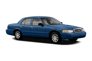 2007 Ford Crown Victoria Long (900A) Commercial HD Sedan