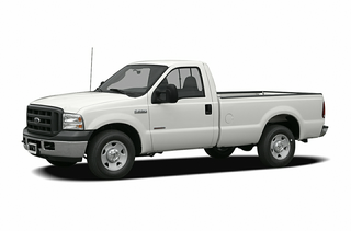 2007 Ford F-250 F-250 XL 4x4 SD Regular Cab