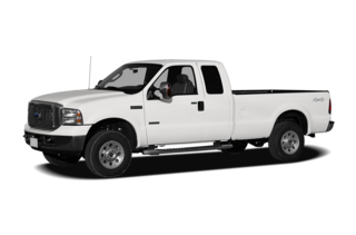 2007 Ford F-250 F-250 XLT 4x2 SD Super Cab Short Box