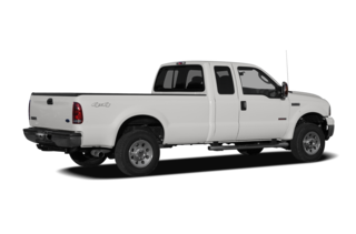 2007 Ford F-250 F-250 Lariat 4x4 SD Super Cab Long Box
