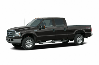 2007 Ford F-250 F-250 XLT 4x4 SD Crew Cab Long Box