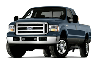 2007 Ford F-350 F-350 XL 4x4 SD Super Cab Long Box