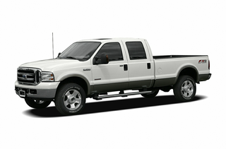 2007 Ford F-350 F-350 Lariat 4x2 SD Crew Cab Long Box