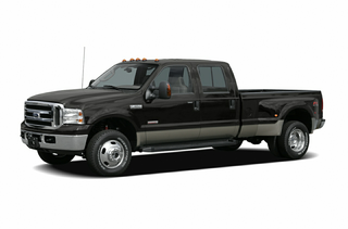2007 Ford F-350 F-350 XL 4x4 SD Crew Cab Long Box DRW