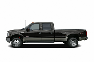 2007 Ford F-350 F-350 XLT 4x4 SD Crew Cab Long Box DRW