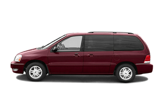 2007 Ford Freestar Signature Limited Wagon