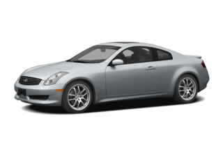 2007 Infiniti G35 G35 w/6-Speed Manual Coupe