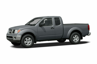 2007 Nissan Frontier SE (A5) 4x4 King Cab