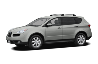 2007 Subaru B9 Tribeca Base 5-Passenger w/Gray Interior