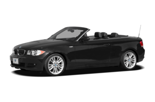 2008 BMW 135 135 Convertible