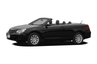 2008 Chrysler Sebring Limited FWD Convertible