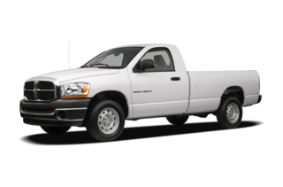2008 Dodge Ram 1500 Ram 1500 SLT 4x4 Regular Cab Short Box