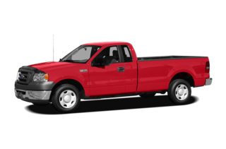 2008 Ford F-150 F-150 XLT 4x4 Regular Cab Flareside Flareside