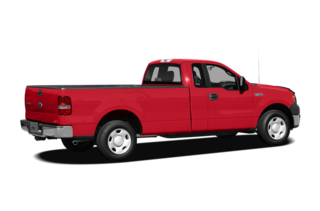 2008 Ford F-150 F-150 FX4 4x4 Regular Cab Flareside Flareside