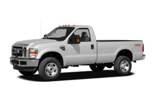 2008 Ford F-350 F-350 XL 4x2 SD Regular Cab