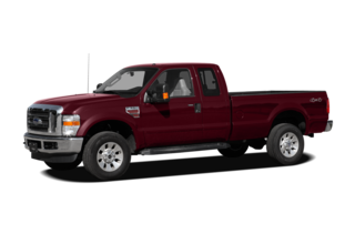 2008 Ford F-350 F-350 Lariat 4x2 SD Super Cab Short Box