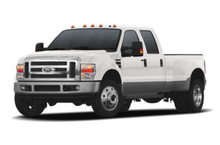 2008 Ford F-350 F-350 Lariat 4x2 SD Crew Cab Long Box DRW