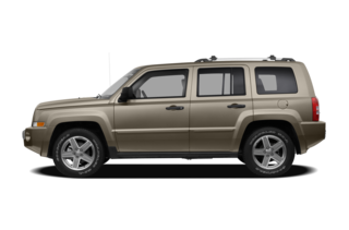 2008 Jeep Patriot Limited FWD