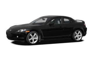 2008 Mazda RX-8 40th Anniversary Edition (A6)