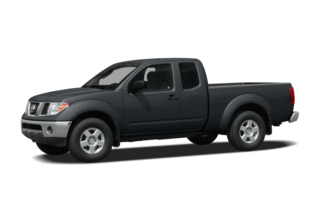 2008 Nissan Frontier SE (M6) 4x2 King Cab