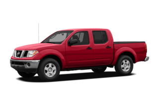 2008 Nissan Frontier NISMO Off Road (A5) 4x2 Crew Cab Short Box