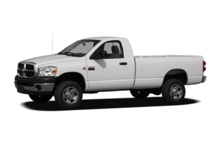 2009 Dodge Ram 2500 Ram 2500 SLT 4x2 Regular Cab