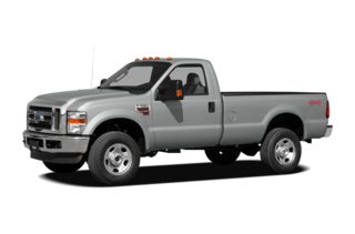 2009 Ford F-350 F-350 XL 4x2 SD Regular Cab