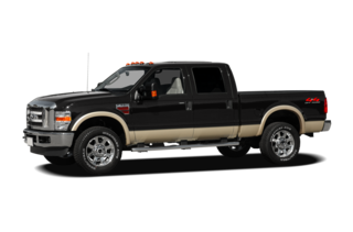 2009 Ford F-350 F-350 XL 4x4 SD Crew Cab Short Box