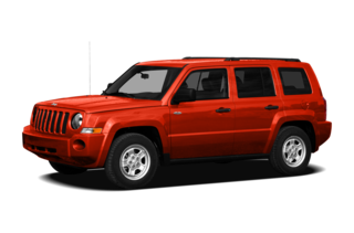 2009 Jeep Patriot Limited FWD
