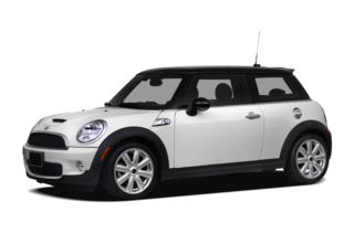 2009 MINI Cooper S S Hatchback