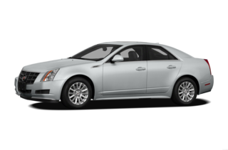 2010 Cadillac CTS Eco Luxury RWD Sedan