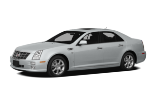 2010 Cadillac STS Luxury Package AWD