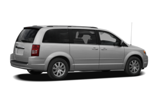 2010 Chrysler Town & Country Town & Country LX