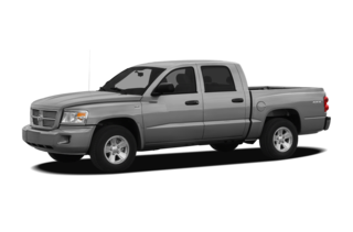2010 Dodge Dakota ST 4x2 Crew Cab