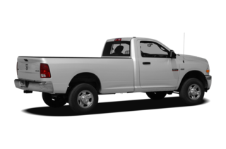 2010 Dodge Ram 2500 Ram 2500 ST 4x4 Regular Cab