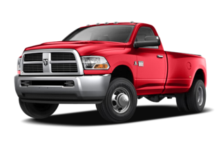 2010 Dodge Ram 3500 Ram 3500 SLT 4x2 Regular Cab Dual Rear Wheel