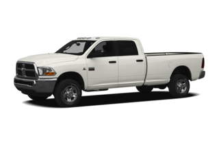 2010 Dodge Ram 3500 Ram 3500 Laramie 4x2 Crew Cab Long Box DRW