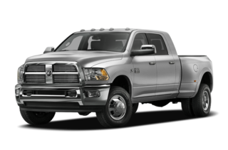 2010 Dodge Ram 3500 Ram 3500 Laramie 4x2 Mega Cab Dual Rear Wheel
