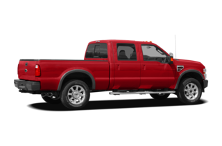 2010 Ford F-250 F-250 XL 4x2 SD Crew Cab Long Box