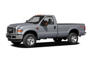 2010 Ford F-350 F-350 XLT 4x4 SD Regular Cab