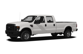 2010 Ford F-350 F-350 Cabela's 4x4 SD Crew Cab Short Box