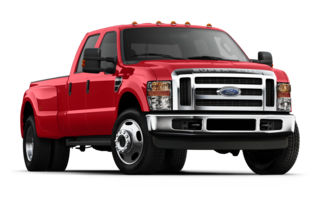 2010 Ford F-350 F-350 Lariat 4x4 SD Crew Cab Long Box DRW