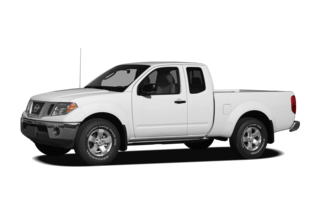 2010 Nissan Frontier PRO-4X (A5) 4x2 King Cab