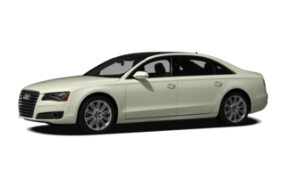 2011 Audi A8 Quattro Long Wheelbase Sedan