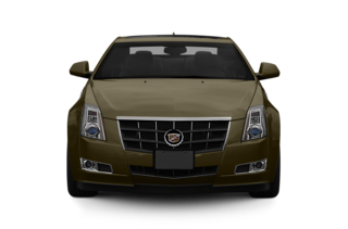 2011 Cadillac CTS Performance RWD Coupe
