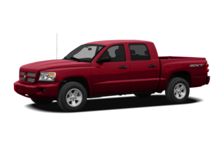 2011 Dodge Dakota ST 4x2 Crew Cab