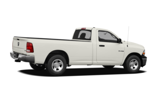 2011 Dodge Ram 1500 Ram 1500 SLT 4x4 Regular Cab 6.5' Box
