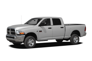 2011 Dodge Ram 2500 Ram 2500 4x4 Crew Cab Short Box